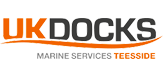 UK Docs Marine Services Teeside logo